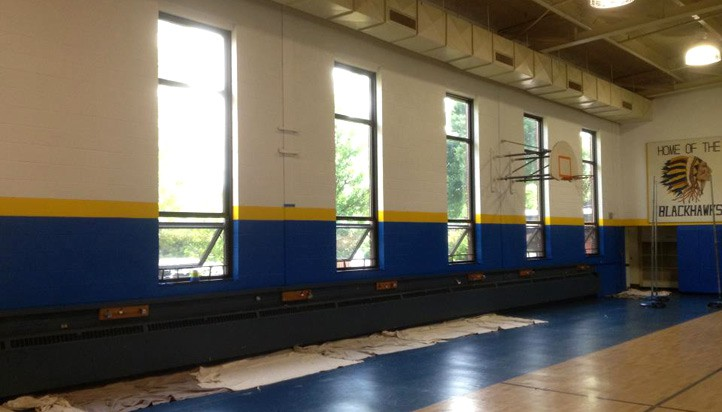 SS Peter & Paul School Gym